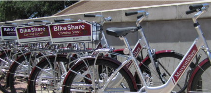 Texas-AM-maroon-bikes