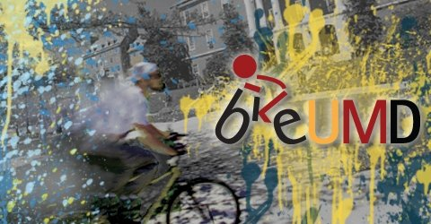 Bike UMD mobile workshop graphic